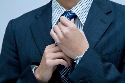 SP服装ネクタイ