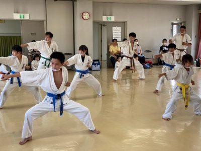 神戸地区昇級審査会